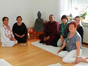 Einweihung Yogaraum Lippstadt
